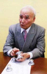 三井紀雄氏